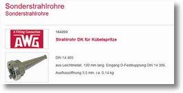 DK-Strahlrohr