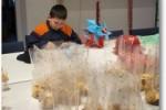 Vorbereitung Weihnachtsmarkt 2011