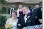 Hochzeit eines ehemaligen Jugendfeuerwehrmitglieds