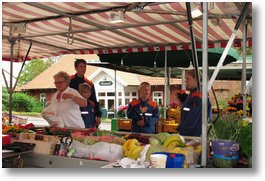 WochenmarktGemüsestand