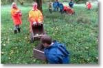 Umweltprojekt Äpfel